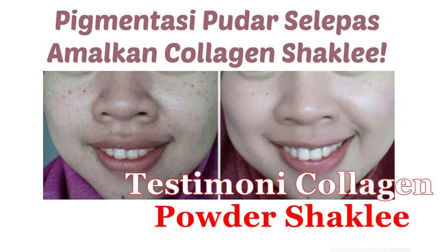 testimoni collagen powder shaklee 5